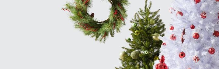 Hurry & Save on Holiday Decor