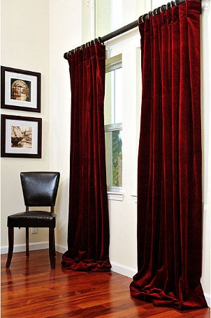 How to care for velvet curtains - How much to deep clean a 3 bedroom house ...