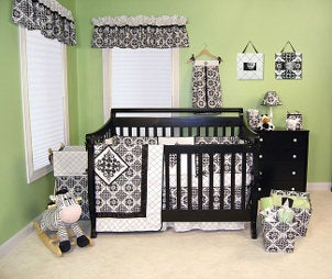 How to Arrange Baby Nursery Furniture  Overstockcom