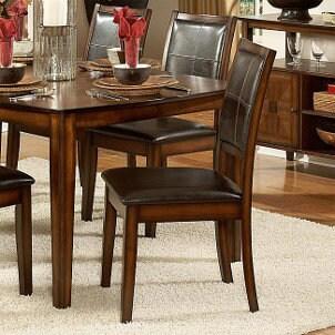 Oak furniture set