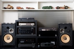 Complete ome sound system