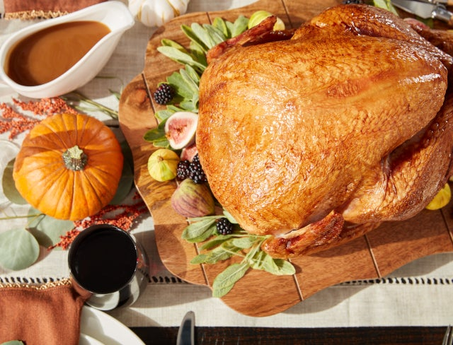 8 tips for an easy Thanksgiving