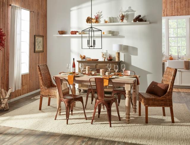 Rustic Thanksgiving decoration ideas