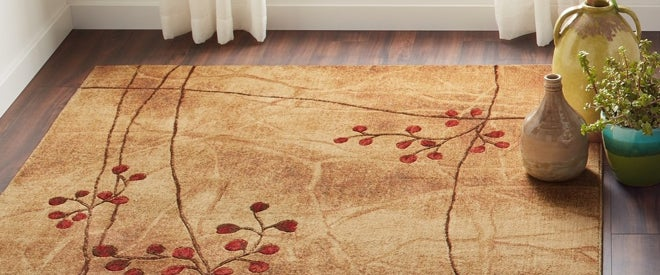 extra 30% off Select Area Rugs by Nourison*