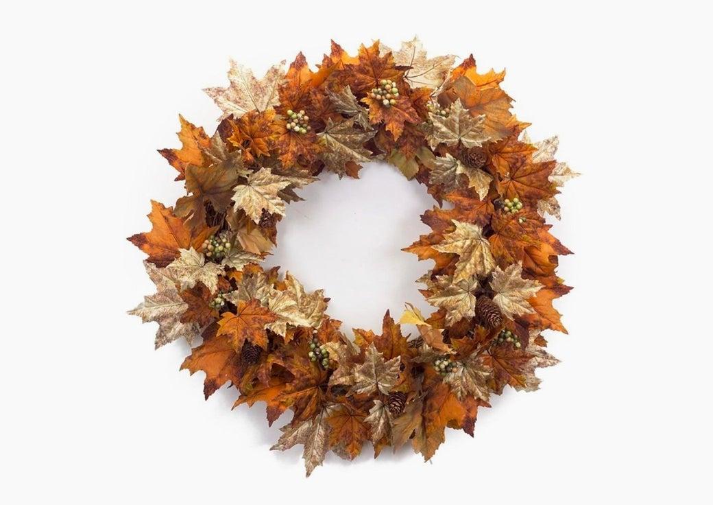 Thanksgiving Decorative Wreath