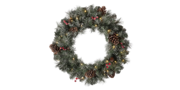extra 15% off Select Holiday Decor*