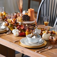 Thanksgiving Table Event