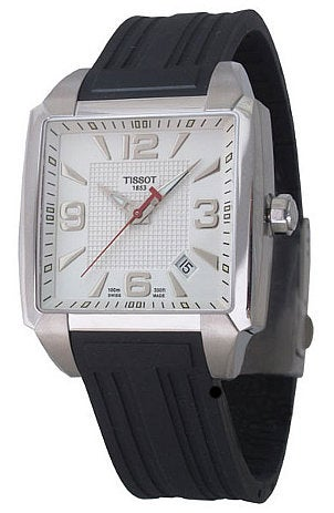 A Tissot watch makes a great addition to your collection