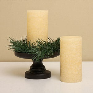Scented candles are popular for decorating the home