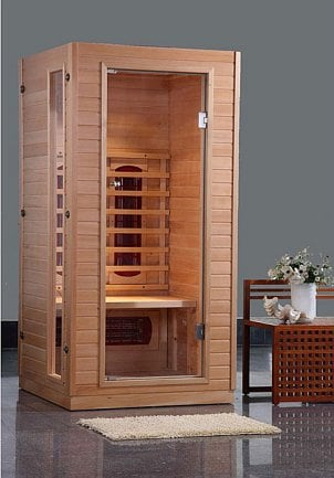 Steam showers and saunas require a steam generator