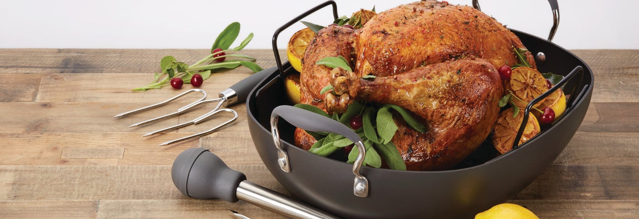 Roasting Pan Turkey Cookware