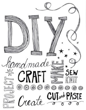 Nation crafts month celebrates do it yourself arts and crafts
