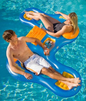 Accessories for swimming pools can be fun for the whole family