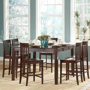 Buying a Complete Dining Room Furniture Set Overstockcom