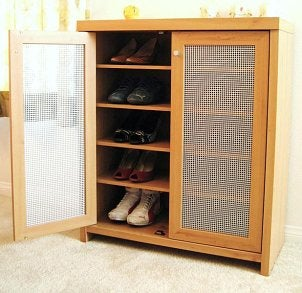 Types of shoe storage solutions - Types of shoe storage solutions for the bedroom ...