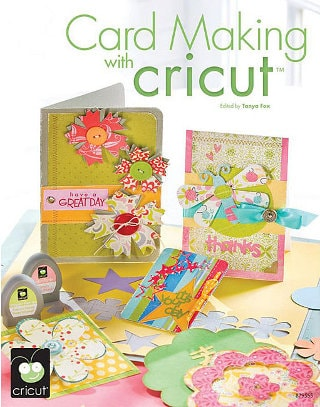 Craft books can help you create with Cricut