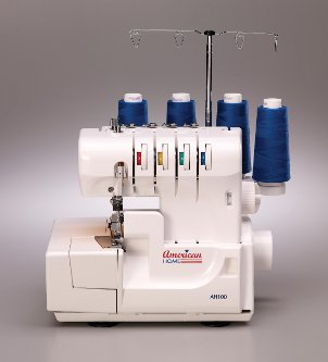 Price and brand are two things to consider when purchasing serger sewing machines