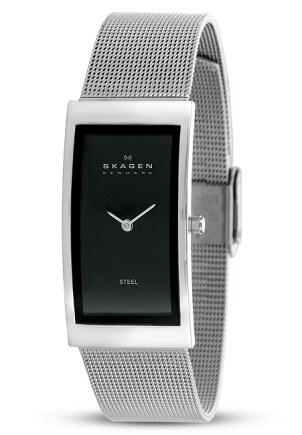Stunning steel Skagen watch
