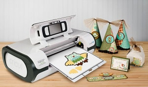 Cricut die-cutting machines are great tools for scrapbooking