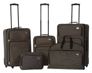 American Tourister luggage offers many advantages