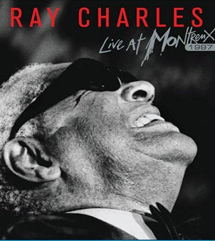 Concert film of Ray Charles