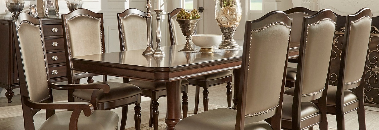 Traditional Style Dining Room Furniture Guide