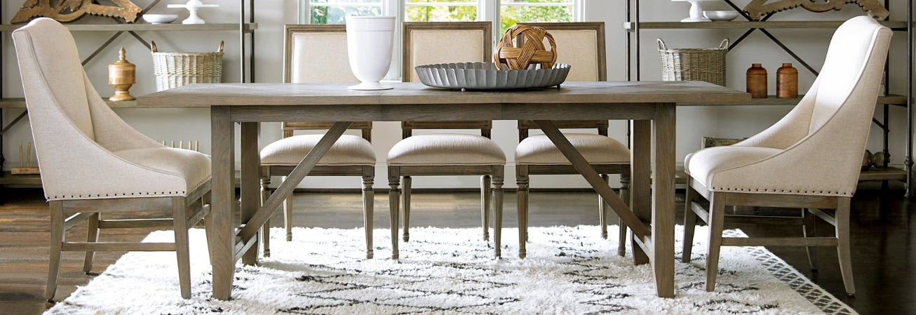 Transitional Style Dining Room Furniture Guide