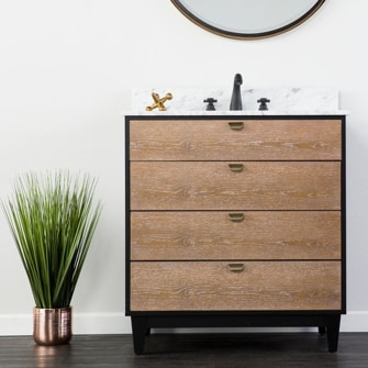 Sink These Steals,Select Bathroom Furniture