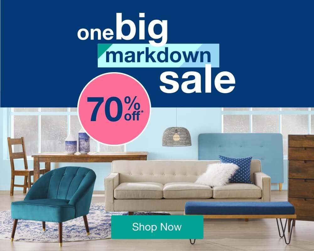 One Big Markdown Sale mobile