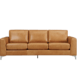 Modern Aniline Leather Sofa