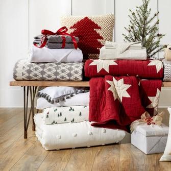 Stack Up the Savings,Shop Bedding & Bath Deals