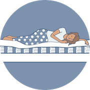 Pocketed Coil Mattress Icon