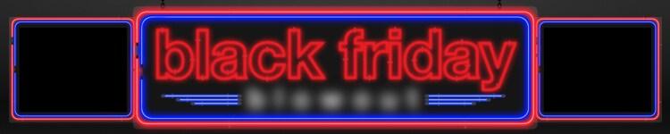 Black Friday Online Sales & Deals - background mobile