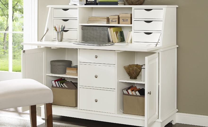 Buy Secretary Desks Online At Overstock.com | Our Best Home Office Furniture  Deals