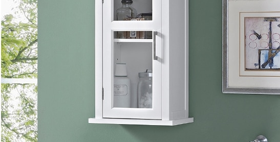 Buy Bathroom Cabinets & Storage Online at Overstock.com | Our Best Bathroom Furniture Deals