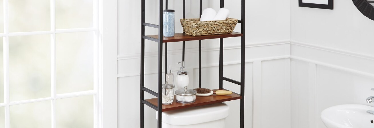 Bathroom Organization U0026 Shelving Guide