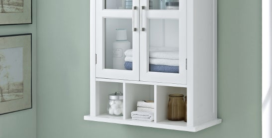Buy Bathroom Organization & Shelving Online at Overstock.com | Our ...