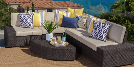 Buy Outdoor Sofas, Chairs U0026 Sectionals Online At Overstock.com | Our Best  Patio Furniture Deals