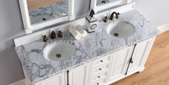 buy bathroom vanities vanity cabinets online at overstockcom our best bathroom furniture deals - Bathroom Vanity Top