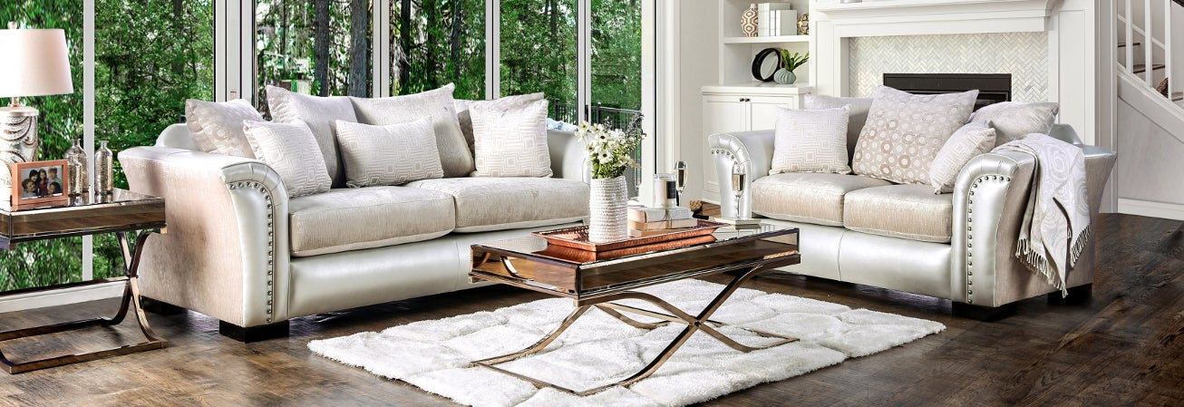 Living Room Furniture Sets For Less Overstock