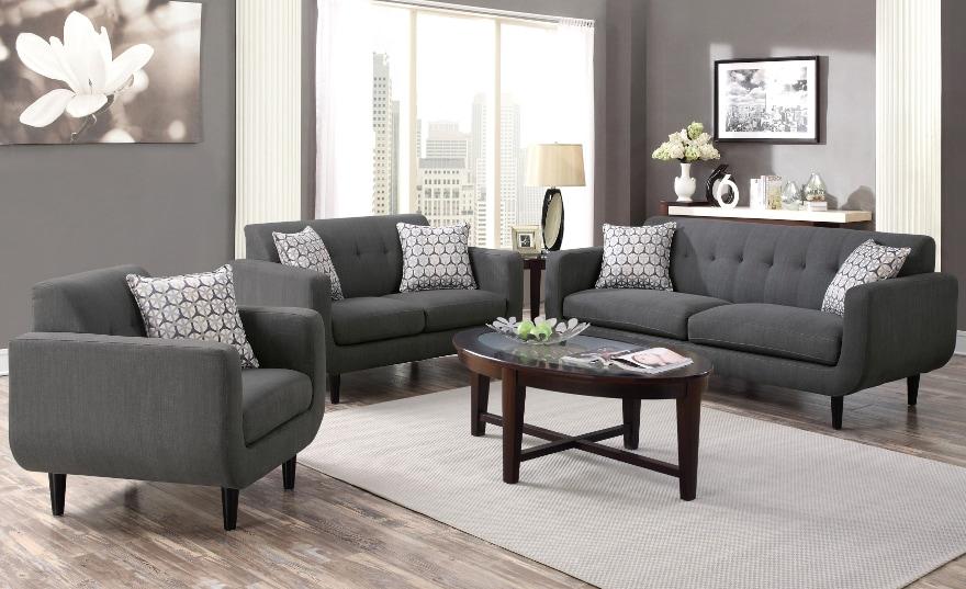 Living Room Furniture Sets For Less Overstock