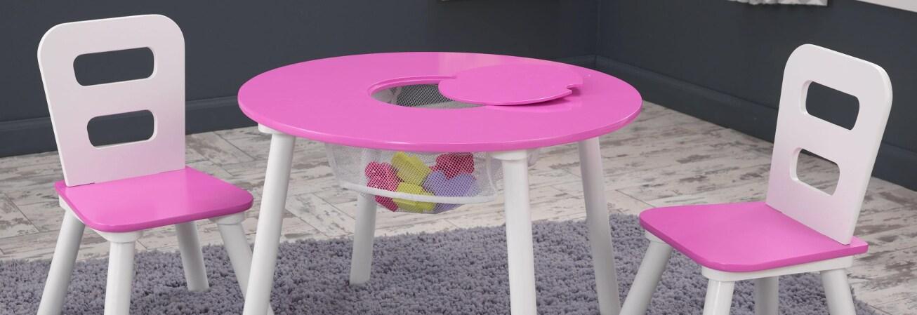 Kids' & Children's Tables Guide