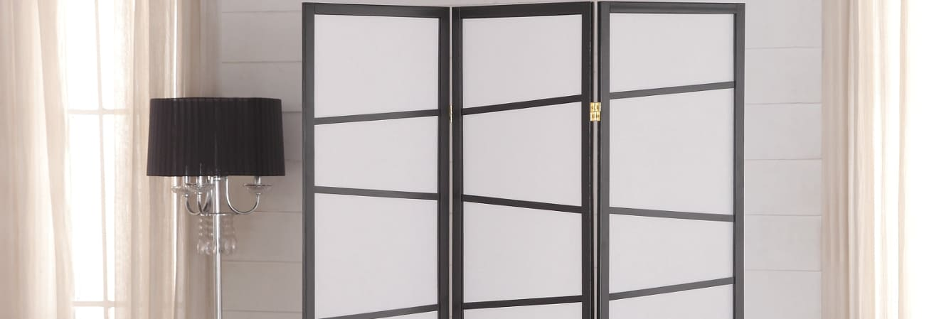 Buy Room Dividers & Decorative Screens Online at Overstock.com | Our ...