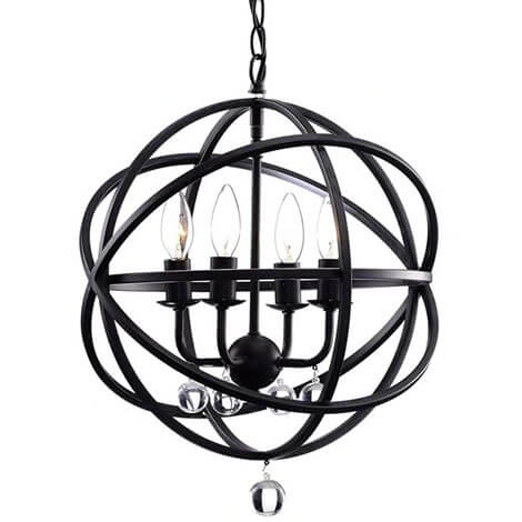 Buy chandeliers online at overstock our best lighting deals aloadofball Images