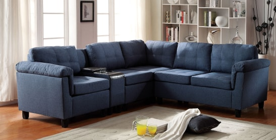 Sectional Sofas Online At Our Best Living Room Furniture Deals
