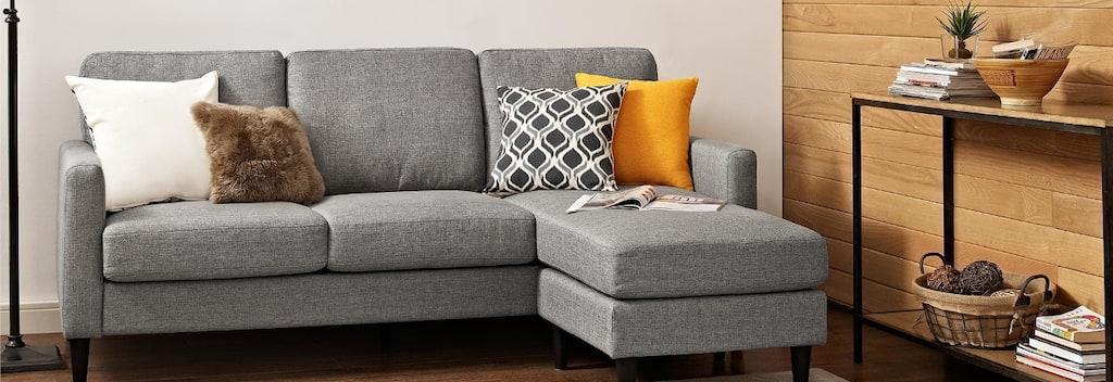 buy sectional sofas online at our best living room furniture deals. Black Bedroom Furniture Sets. Home Design Ideas