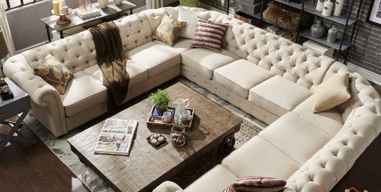 Buy Sectional Sofas Online At Overstock.com | Our Best Living Room  Furniture Deals