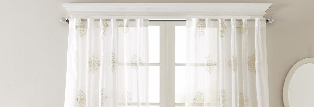 Five Ways to Decorate with Sheer Curtains