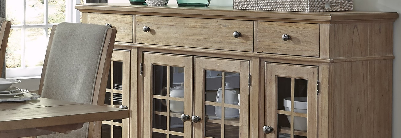Buffets Sideboards China Cabinets For Less