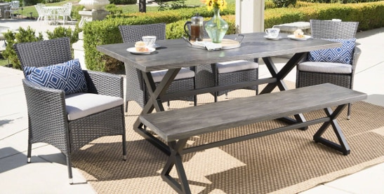 outdoor dining table and chairs diy buy outdoor dining sets online at overstockcom our best patio furniture deals
